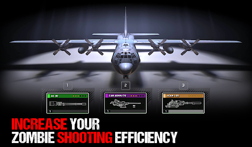 Zombie Gunship Survival - Action Shooter 1.6.15 screenshots 13