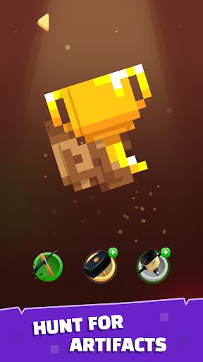 Diggerville - Digger Adventure   3D Pixel Game 2.1.2.0 screenshots 1
