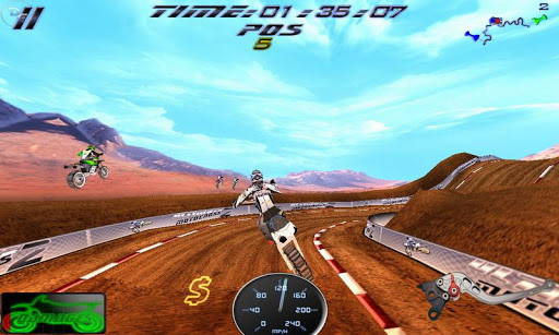 Ultimate MotoCross 2 Apkfinish screenshots 10