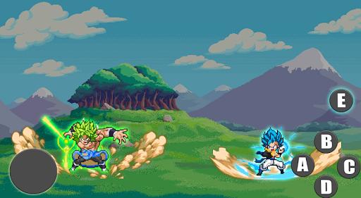 i'm ultra warrior : tourney of warriors v.5 screenshot 1