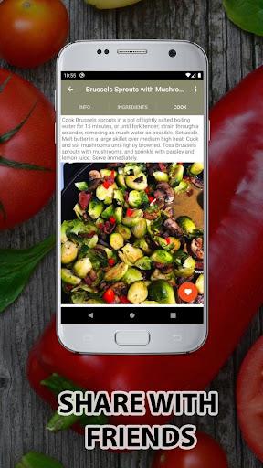Foto do Vegetable Recipes