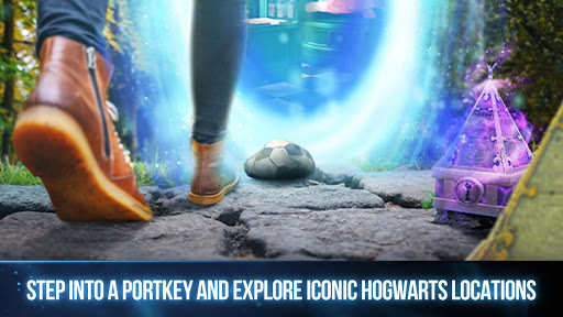 harry potter:  wizards unite screenshot 2