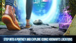 screenshot of Harry Potter:  Wizards Unite
