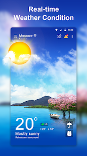 Weather Live - Accurate Weather Forecast 1.2.1 Screenshots 1
