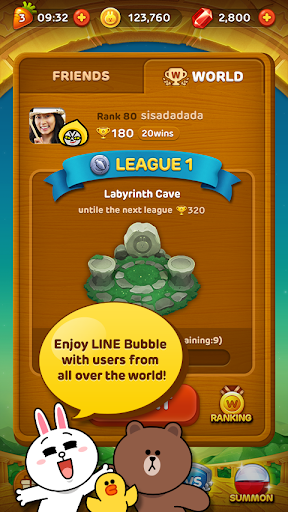 LINE Bubble! 2.19.0.2 screenshots 5