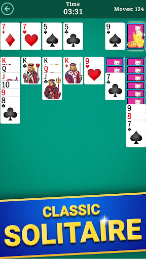 Bitcoin Solitaire - Get Real Free Bitcoin! android2mod screenshots 1