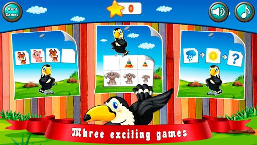 Logic games: jigsaw for kids  screenshots 2