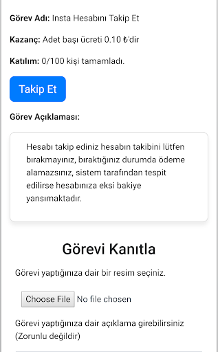 Win Benefit - Para Kazan 1.0 Screenshots 4