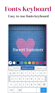 Fonts Aa – Fonts Keyboard, emoji & stylish text MOD APK 4