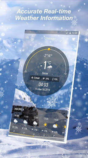 Live Weather Forecast App 16.6.0.6327_50169 Screenshots 2