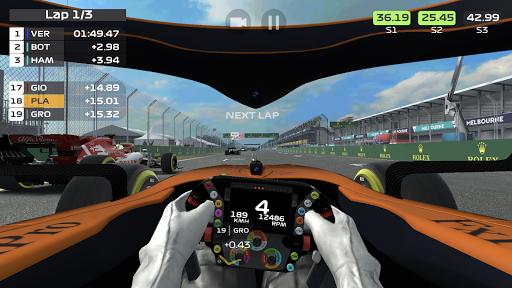 F1 Mobile Racing screenshots 3