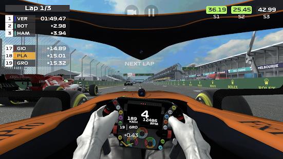 F1 Mobile Racing 2.8.4 screenshots 3