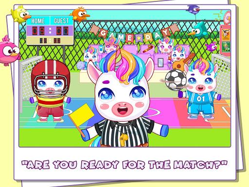 Mini Town: Unicorn School modavailable screenshots 5