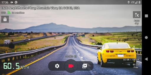 Droid Dashcam - Driving video recorder, BlackBox  screenshots 1