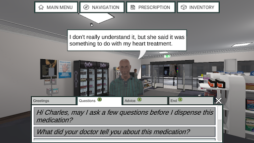 Pharmacy Simulator 2.0.218 screenshots 19