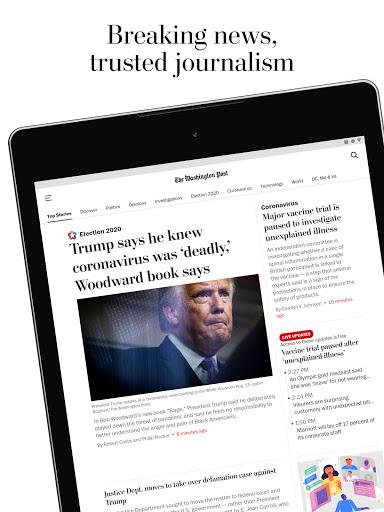 The Washington Post 5.8.1 Screenshots 17