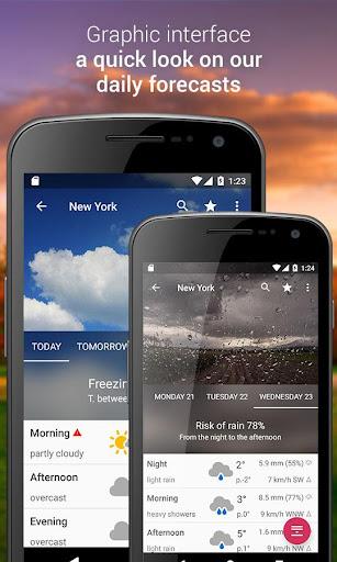 3B Meteo - Weather Forecasts  Screenshots 4