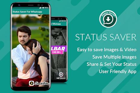 Status Saver For WhatsApp Screenshot