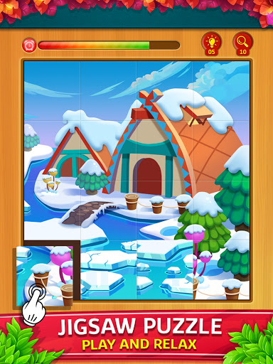 Number Puzzle - Classic Slide Puzzle - Num Riddle screenshots 16