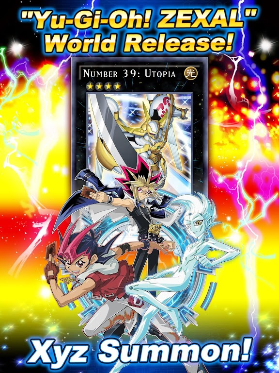 Yu-Gi-Oh! Duel Links  poster 8