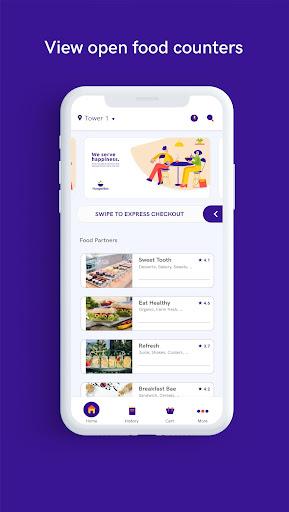 Sattva Cafe 5.4.0 screenshots 2