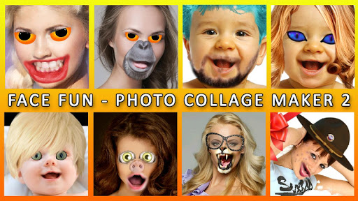 Face Fun Photo Collage Maker 2 apklade screenshots 2