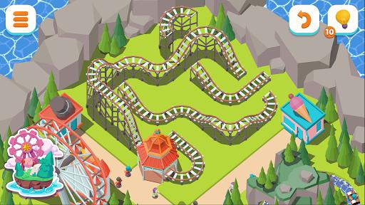 Coaster Builder: Roller Coaster 3D Puzzle Game 1.3.5 screenshots 23