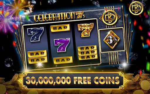 SLOTS - Black Diamond Casino apkslow screenshots 13