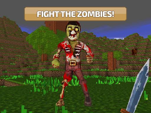 Craft World 3D: Free Block Craft Mini World games! 0.9.6 screenshots 10