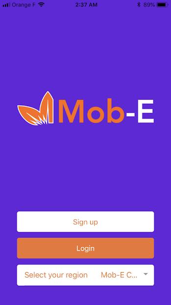 Captura de Pantalla 2 de Mob-E para android