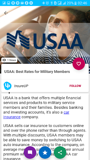 InsureUP - Car Insurance Guide USA 2.7 screenshots 4