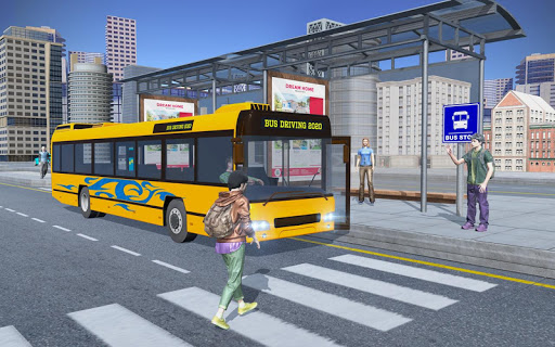 Coach Bus Simulator Games: Bus Driving Games 2021 apkmartins screenshots 1