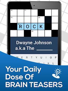 Daily Themed Crossword - A Fun Crossword Game 1.502.0 Screenshots 20