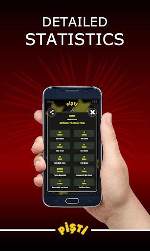 Pisti Card Game - Offline screenshots 3