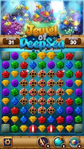 Jewel of Deep Sea: Pop & Blast Match 3 Puzzle Game 6