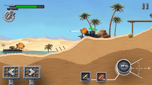 Front Line Hills: Tank Battles  screenshots 4