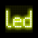 LED Scrolling Text Display