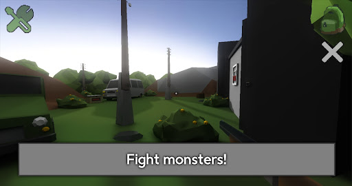 Bunker 2021 - Story Horror Game Apkfinish screenshots 4