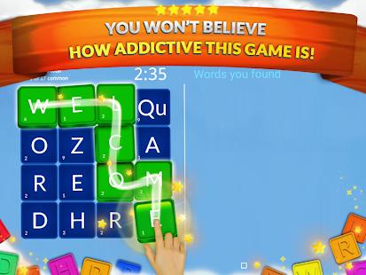 WordHero : best word finding puzzle game