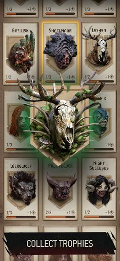 The Witcher: Monster Slayer screenshots 5
