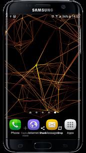 Particles Plexus FX Wallpaper APK 4