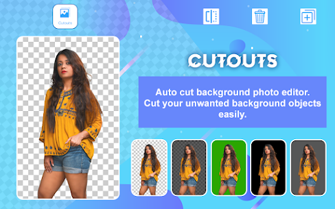Photo Background changer & Remove BG 3
