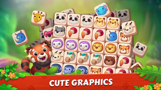 Zoo Tiles Animal Matching Master Apk Download , Zoo Tiles Apk Mod , New 2021 4