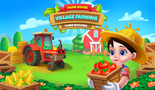 Farm House - Farming Games for Kids 4.5 screenshots 1