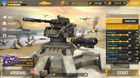 Beach War: Fight For Survival Mod Apk 0.0.9 (Mod Bullets) 6