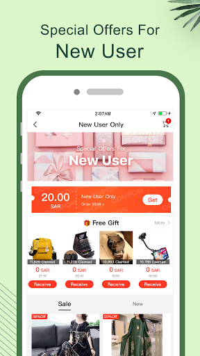 AjMall - Online Shopping Store android2mod screenshots 3