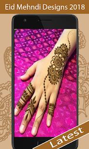 Trendy Eid Mehndi Designs – Henna Eid Designs 2020 5