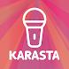 KARASTA - カラオケライブ配信/歌ってみた動画アプリ