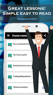 Foreign exchange course – Become a Forex Trader Apk Download 5