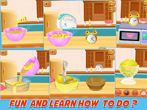 Ice Cream Shop: Cooking Game filehippodl screenshot 8